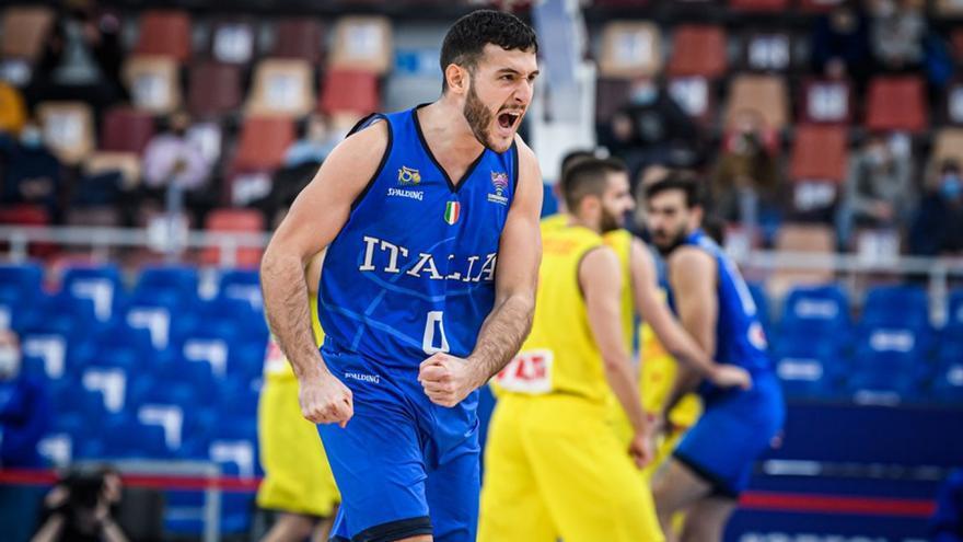 La Federación Italiana de Baloncesto da su versión del 'caso Spissu'