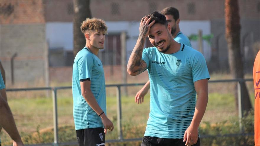 Carlos Marín y Viedma, novedades en la lista del Córdoba CF