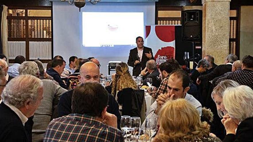 Unión de flamenco y Alimentos de Zamora