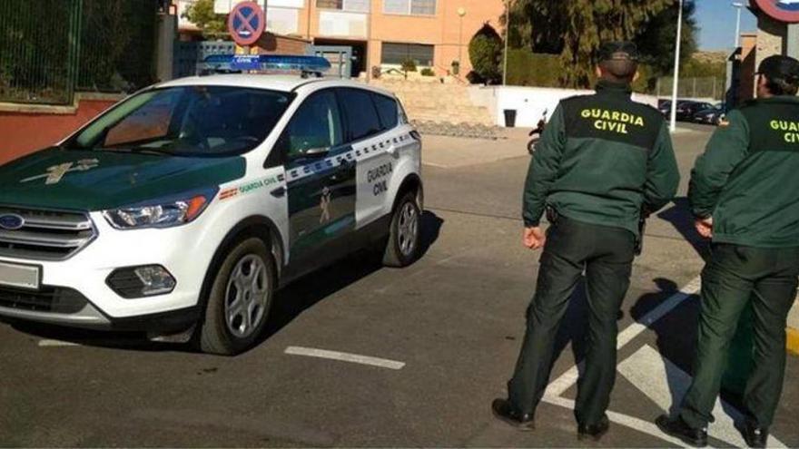 Detenidos cuatro norteafricanos en Cartagena con una furgoneta robada en Torreblanca