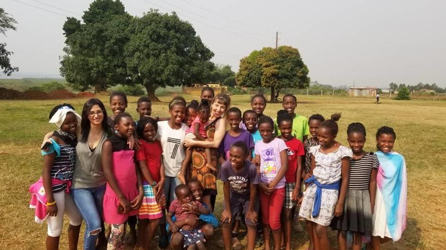 La solidaritat empordanesa es projecta a Uganda en forma d'ajudes