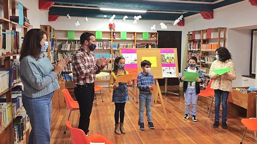 La Casa de Cultura de Toro entrega los premios del concurso de creatividad infantil