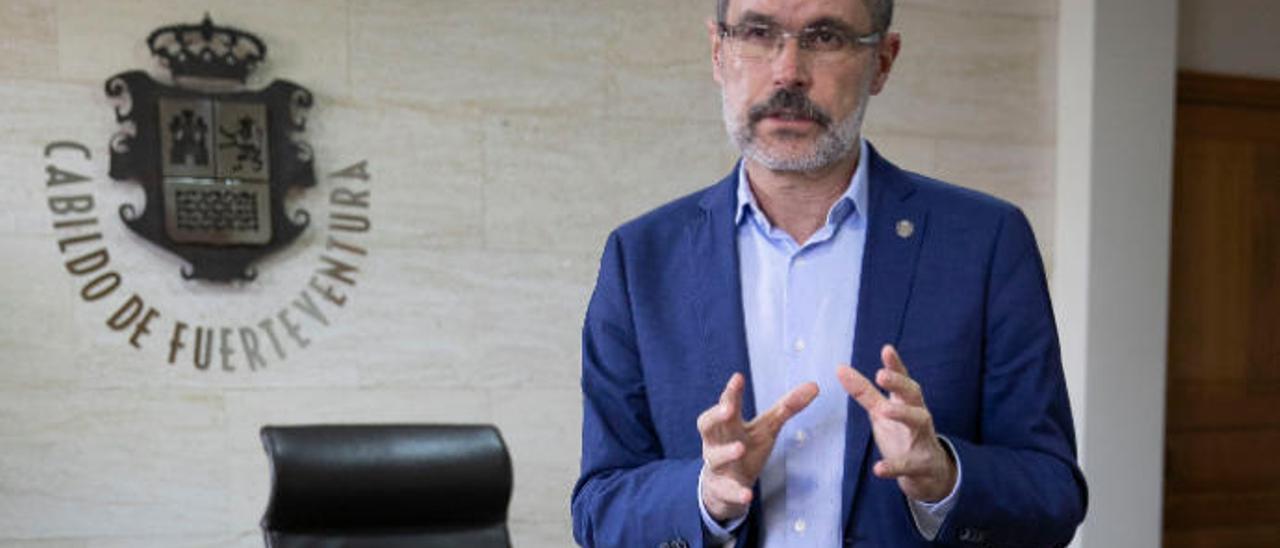 """""""En Fuerteventura ya hay un antes y un después en tecnología y renovables"""""""