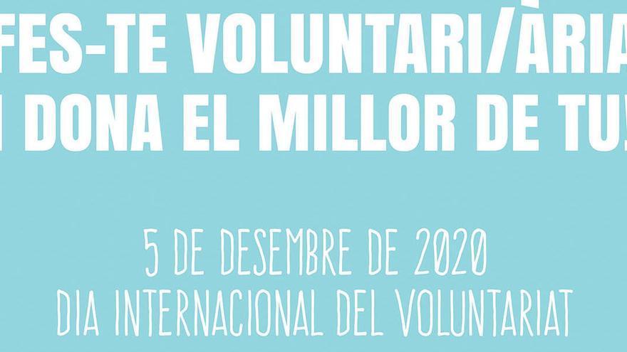 El Consell acollirà l'acte a Eivissa dels Premis del Voluntariat del Govern
