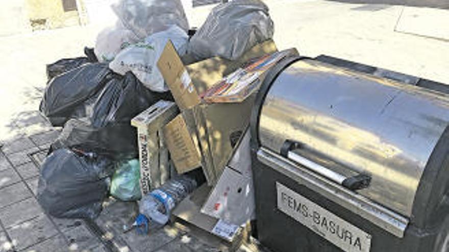 Streik der Müllabfuhr: In Manacor und Porto Cristo bleibt der Abfall liegen
