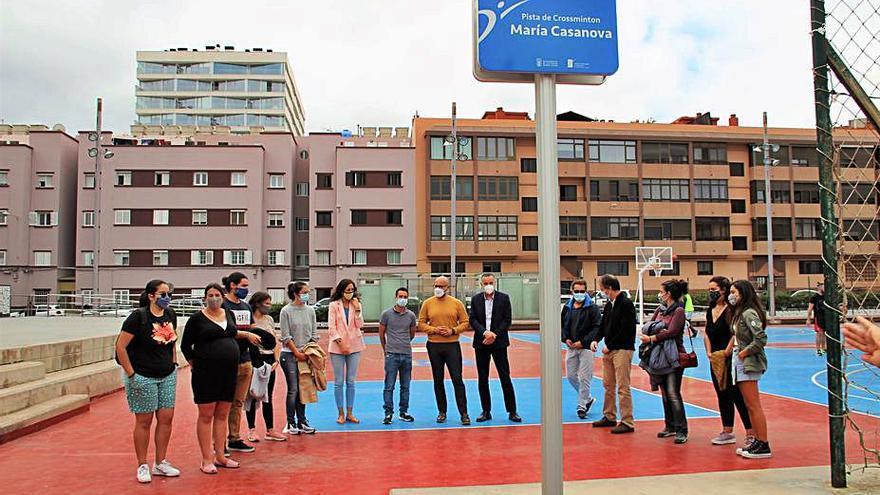 Una plaza de Las Canteras a nombre  de María Casanova