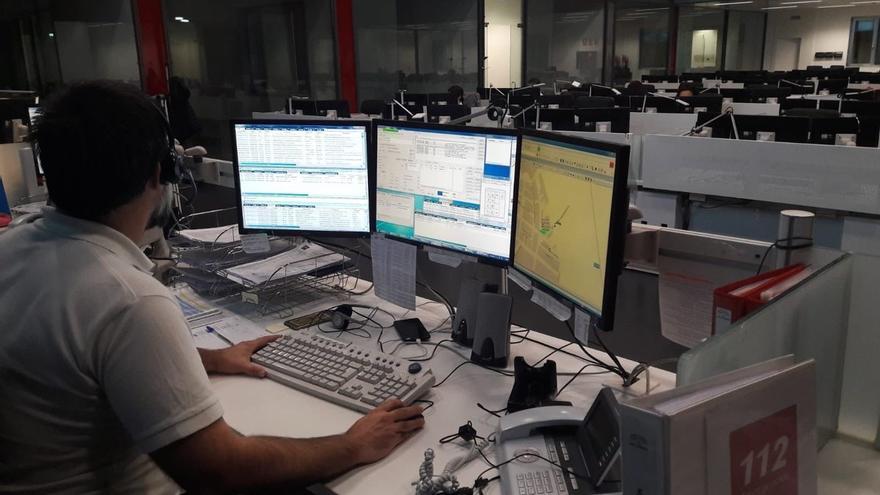 El 112 gestiona 1.404 incidencias en Málaga durante la primera fase de la Operación Salida