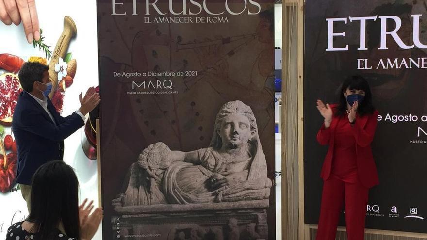 El MARQ trae a Alicante la mayor exposición sobre etruscos vista en España en los últimos 15 años