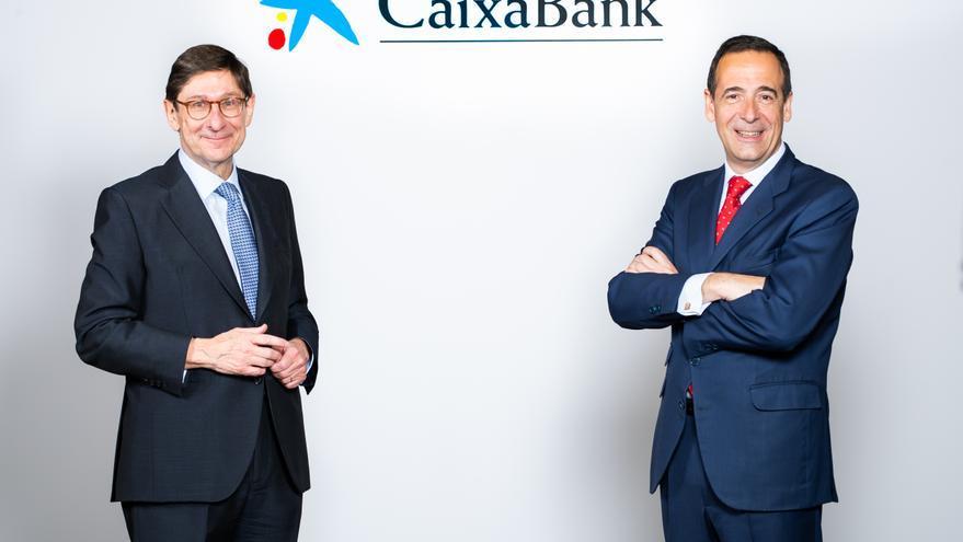 """CaixaBank, elegido """"Mejor Banco en España 2021"""" por Euromoney"""
