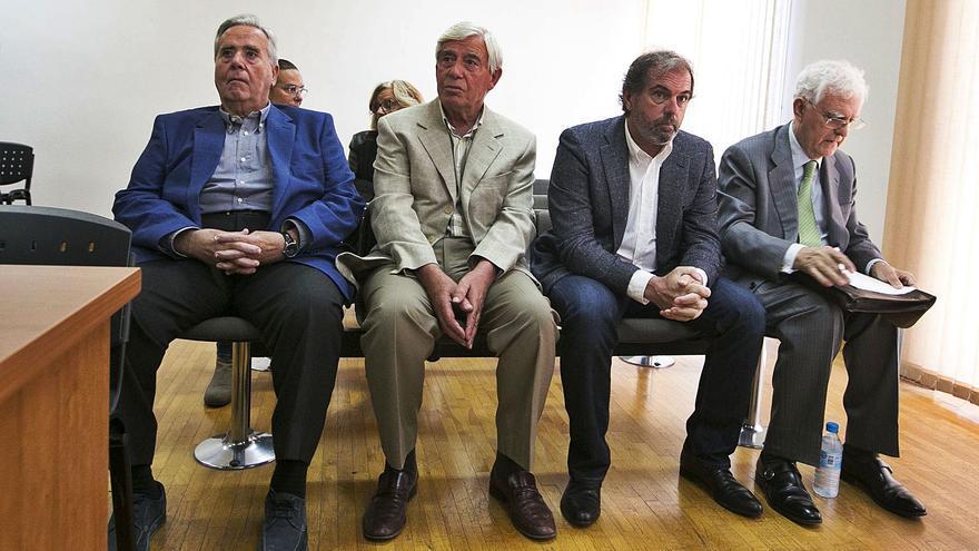 La Agencia Tributaria lleva al Constitucional la absolución de Alperi por tres delitos fiscales