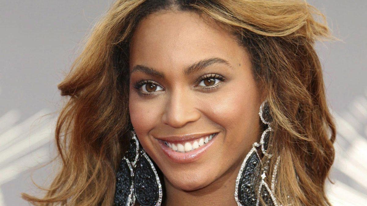 La cantante, Beyoncé.