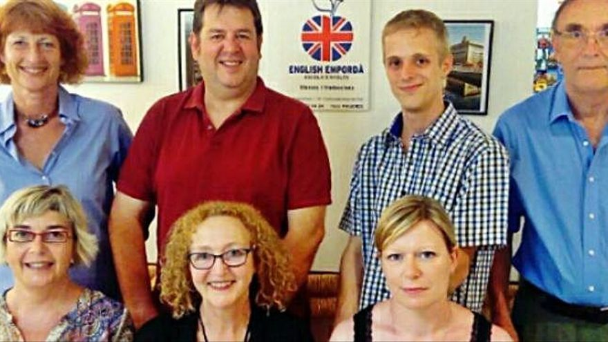 «English Empordà, 25 anys ensenyant anglès a nens, joves i adults a Figueres»