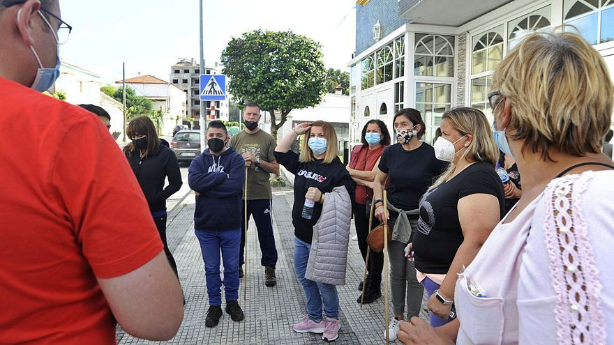 La familia de Ares participa en las batidas y la Guardia Civil acrecienta sus efectivos