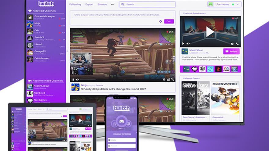 Twitch.tv: la tele de los jóvenes