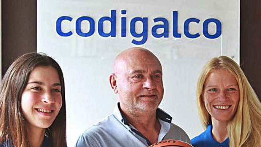 El Codigalco Carmelitas presenta a Malena Velasco y Regina Gómez