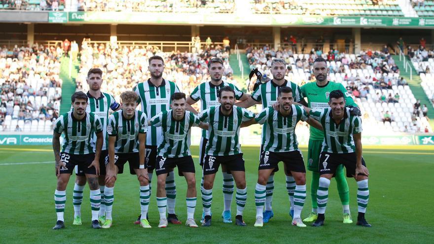 Las notas de los jugadores del Córdoba CF en su victoria ante el Antequera CF en El Arcángel