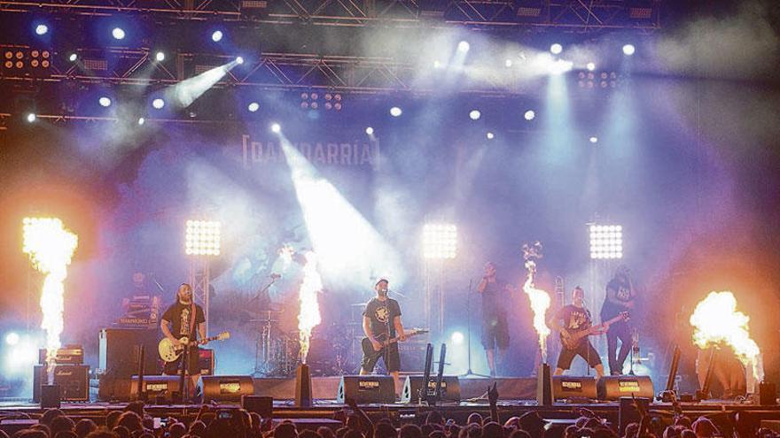 Arranca el festival Revenidas, antesala de la Festas de San Roque 2019