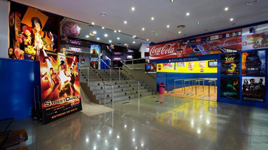 Los locales de los cines Vaderaduey de Zamora son de Carrefour Property