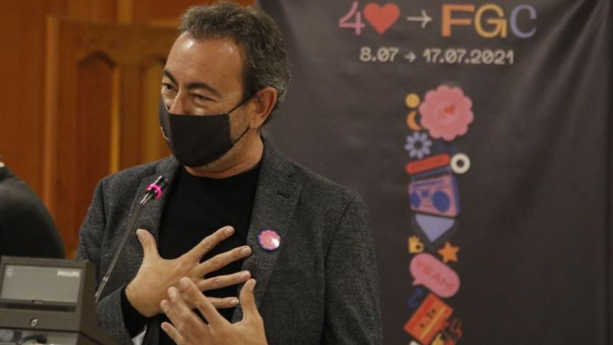 José Antonio Rodríguez habla de su espectáculo en el Góngora