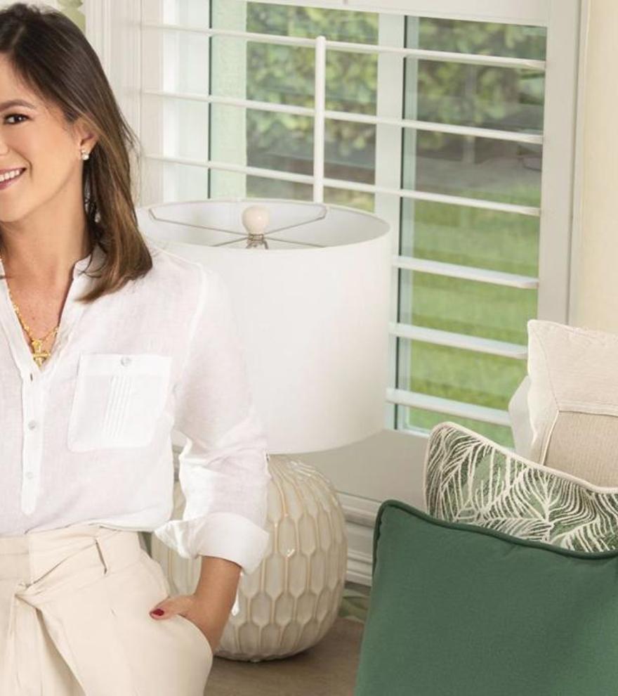 Chabeli Iglesias diseña su propia marca de ropa textil