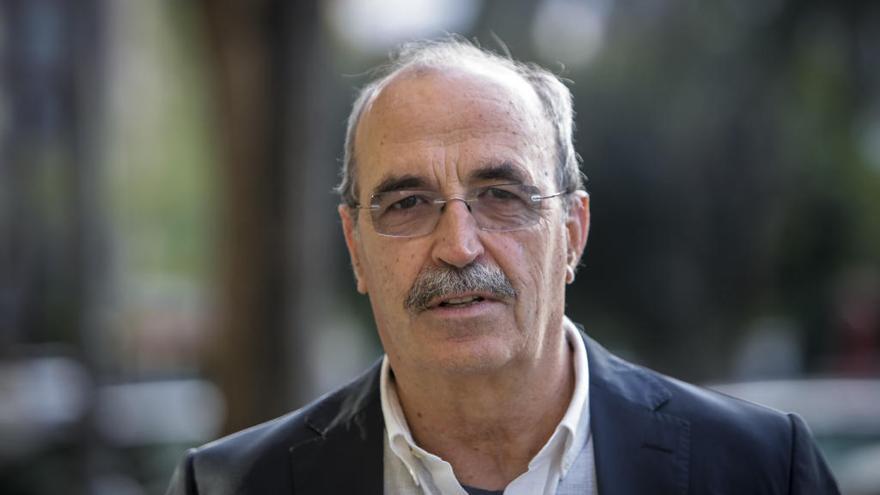 Antonio Salvá (Vox) abandona el Congreso en la intervención de la portavoz de Bildu