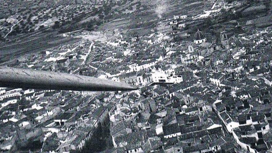 Las 100 bombas que la Legión Cóndor dejó caer sobre Chiva