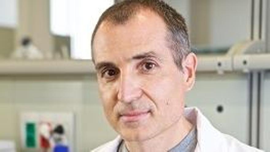 Fernando T. Maestre, investigador de la Universidad de Alicante.