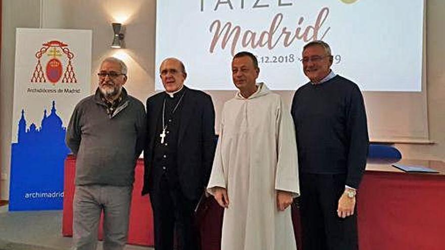 Madrid acull la Trobada anual de la comunitat Taizé amb joves d'arreu del món