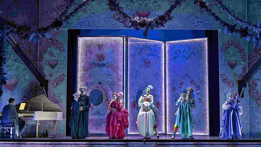 El Palau de les Arts aposta per Mozart, Rossini, Verdi, Wagner i el repertori espanyol