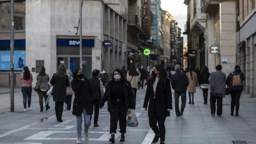 Más de 80 denuncias en Zamora por no llevar la mascarilla