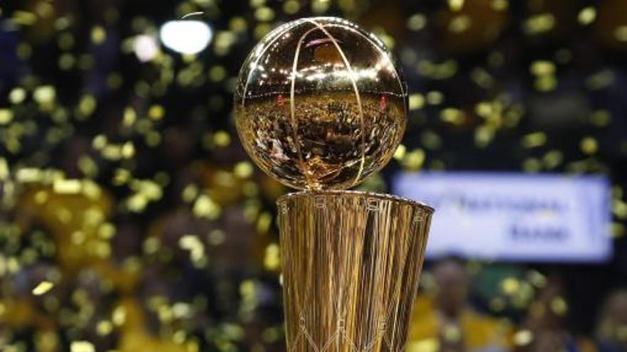 Los Warriors de Durant, campeones de la NBA