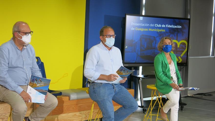 Guaguas Municipales impulsa GuaWay, un club de fidelización para viajeros