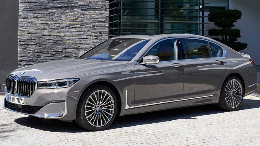 Prueba del BMW Serie 7, la máxima expresión del lujo y la exclusividad