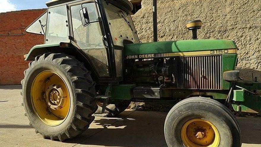 Fallece un hombre en Castellfort tras ser atropellado por su tractor