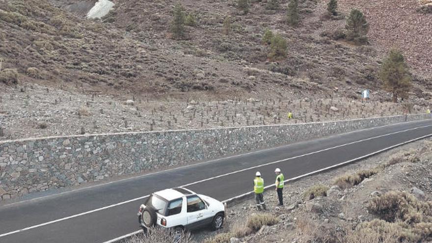 El albergue para montañeros del Parque Nacional del Teide ya es historia