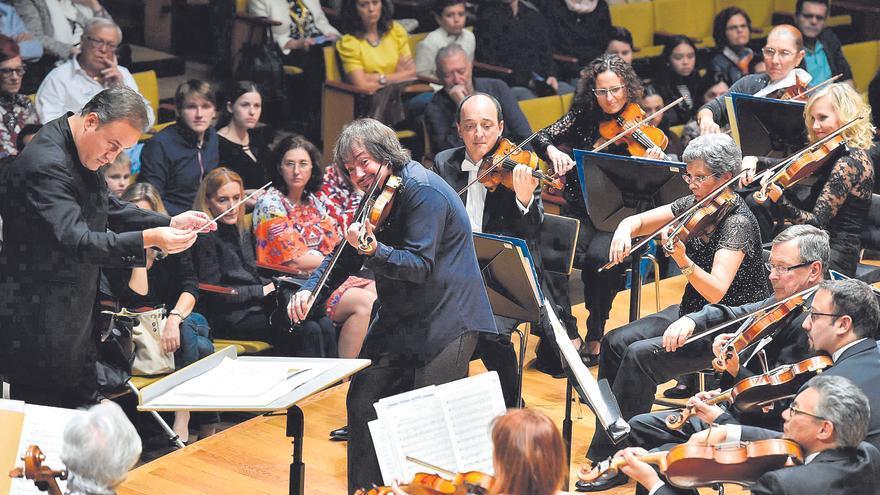 El gasto en músicos externos a la OFGC aumentó con Chichon un 47 % en 2018