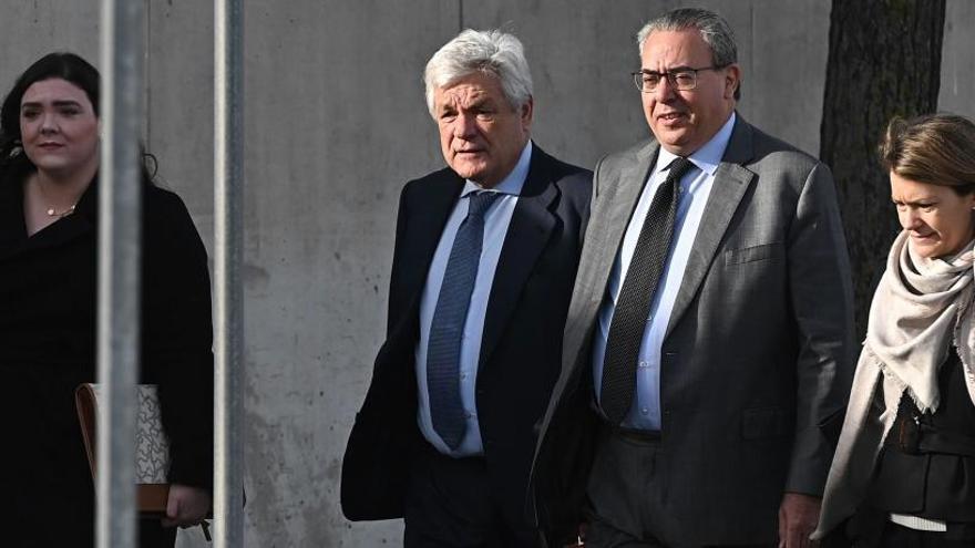 La defensa del ex director de RTVV ratifica que tirará de la manta en Gürtel