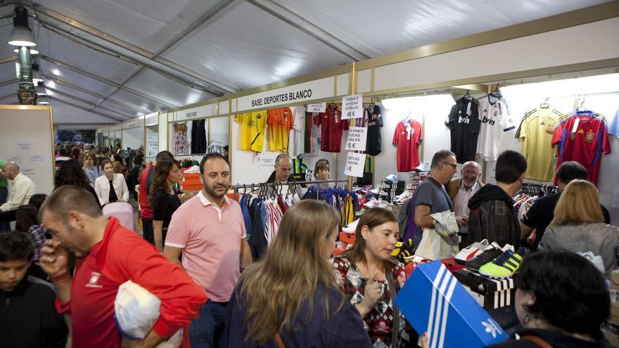 Los comerciantes piden participar en la gestión del futuro recinto ferial de Langreo