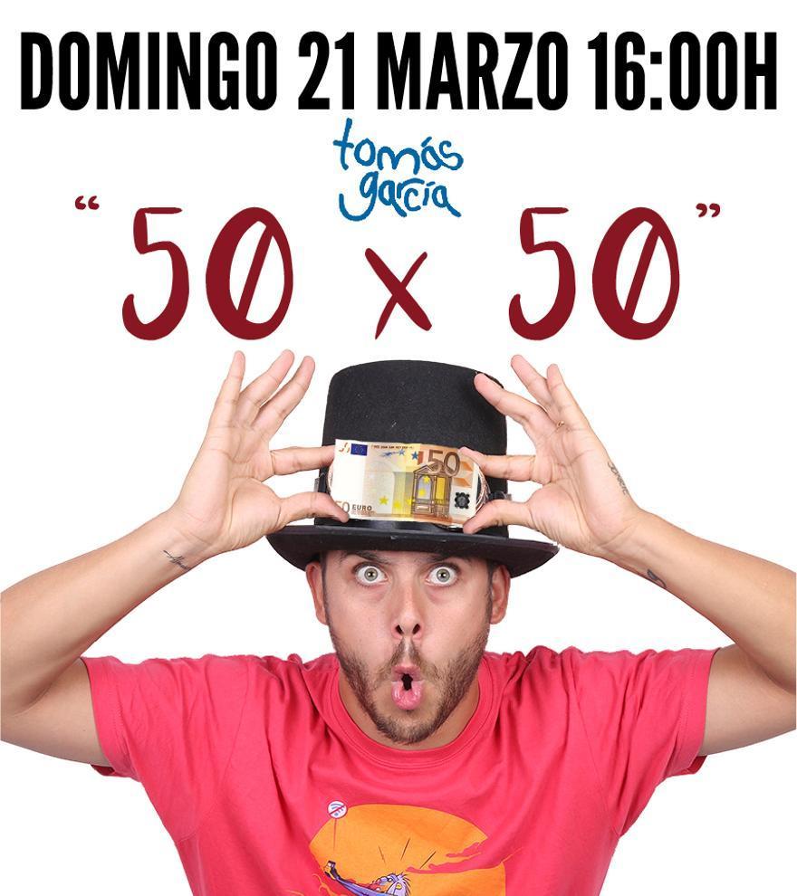 Tomás García 50x50