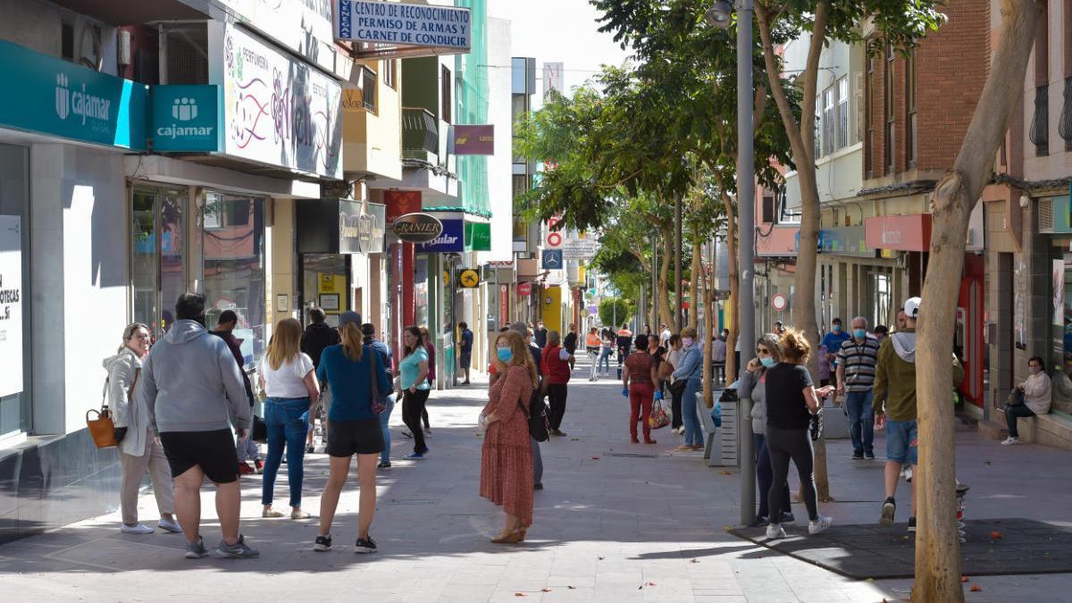 Un plan consensuado para la reactivación socioeconómica de Telde