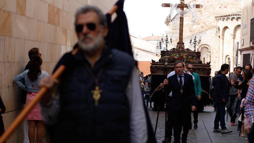 La Vera Cruz suspende por segundo año consecutivo los actos de la Exaltación
