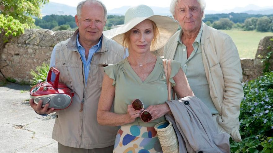 Filmdreh: ZDF holt Axel Milberg und Andrea Sawatzki nach Mallorca