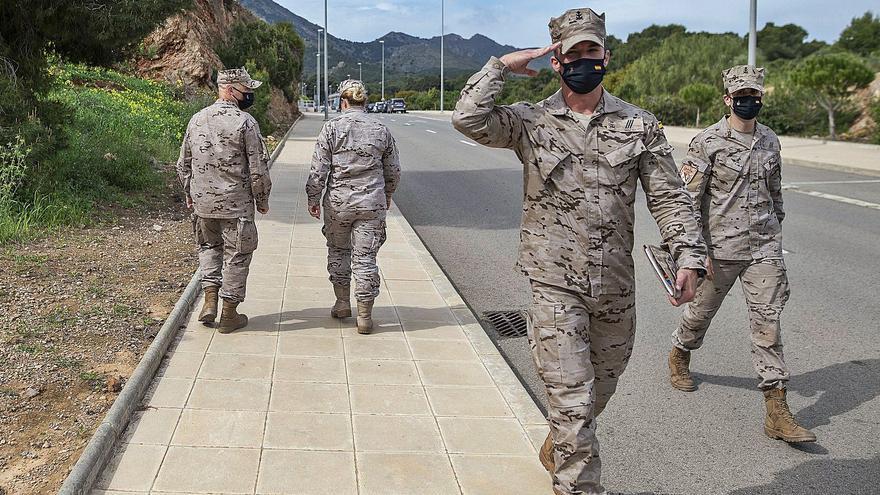 Un día de clase en la Armada