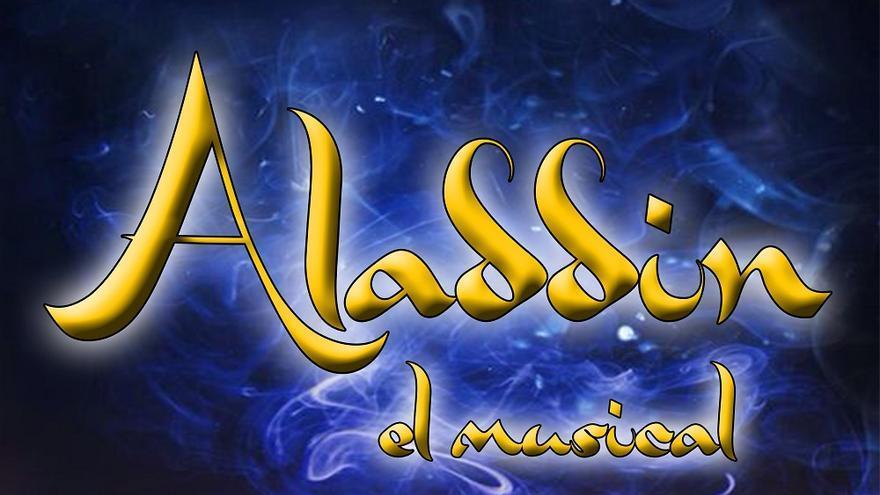 Aladdín, el musical