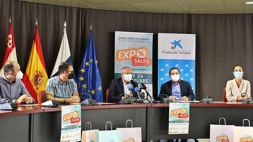 La Gomera acoge este fin de semana una nueva edición de Exposaldo en la capital