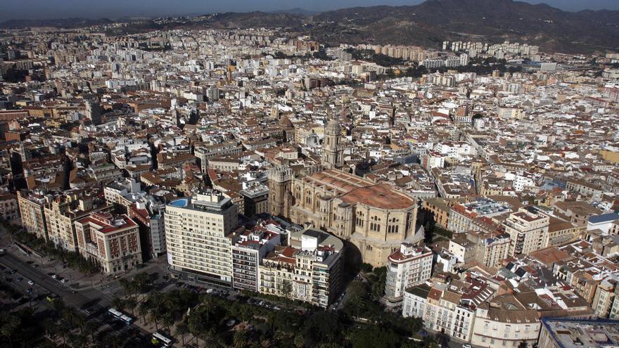 El Catastro localiza en un año más de 4.000 edificaciones sin regularizar en Málaga