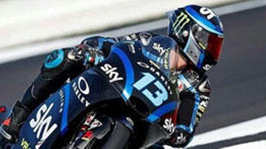 Vietti logra su primera 'pole' en Moto3