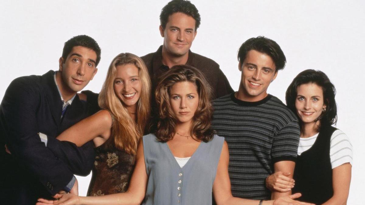 Los protagonistas de 'Friends' en una imagen de archivo.
