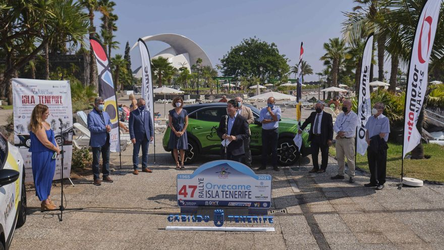El Rallye Isla de Tenerife cuenta con 130 inscritos y 52 equipos históricos
