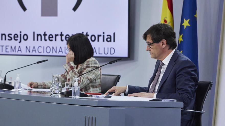 El Consejo Interterritorial de Salud debate el adelanto del toque de queda